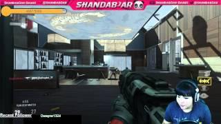 COD: AW مع Shandab3ar الركل بعقب!