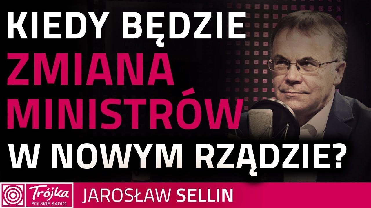 Sellin: Morawiecki musi dokonać przeglądu resortów