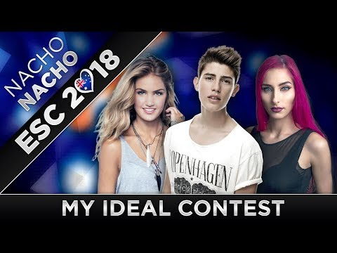 Eurovision 2018 | My Ideal Contest