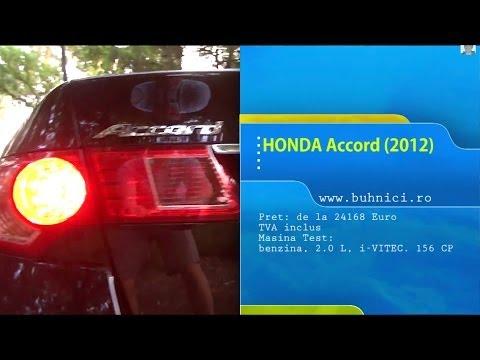Honda Accord 2012 2.0 iVTEC (www.buhnici.ro)