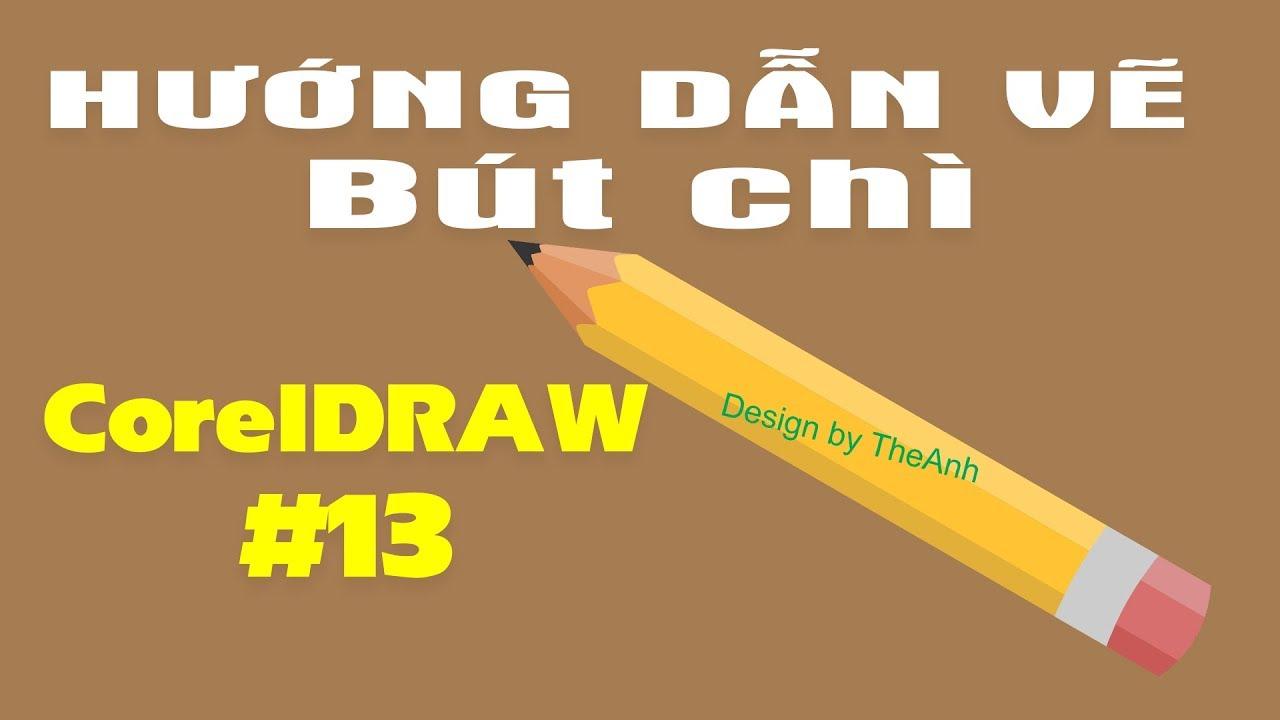 Hướng dẫn vẽ Bút chì