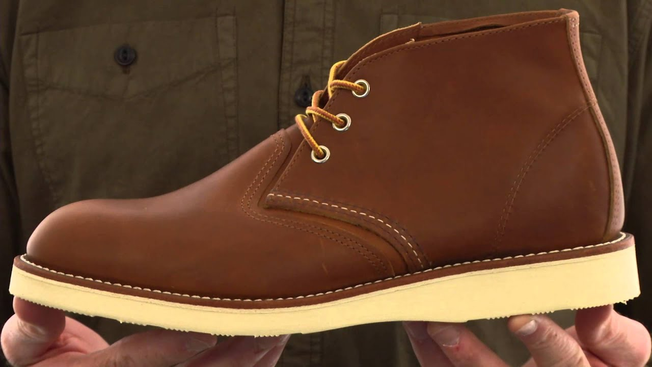 Red Wing Heritage Work Chukka | Zappos.com