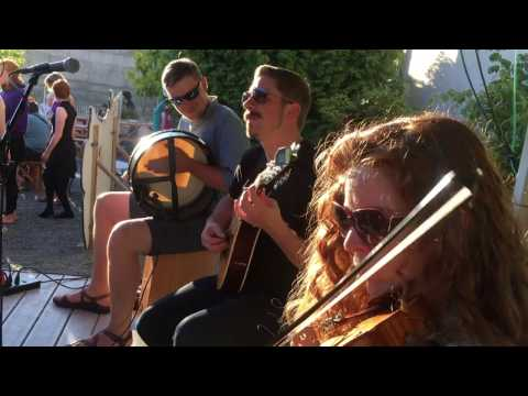 Irish & Folk Mondays In Bellingham, Wa 2016 - 17