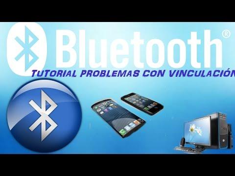 Bluetooth tutorial solución problemas con la vinculación