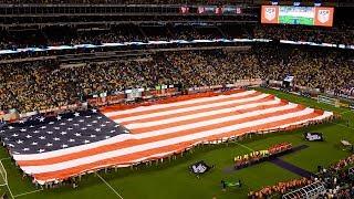 MNT vs. Brazil: Highlights - Sept. 7, 2018