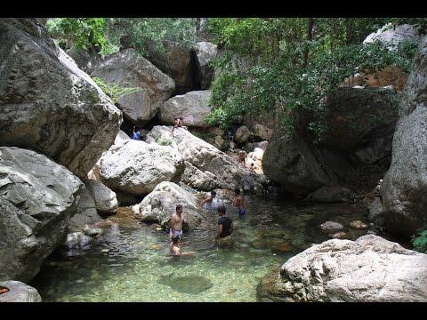 Tada Falls ( Ubbalamadugu Water Falls ) - 타다 폭포