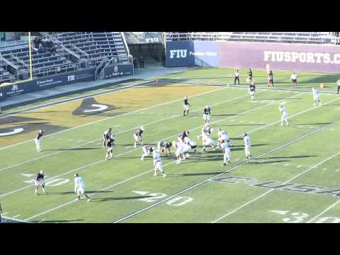 FCS BOWL at FIU Stadium Game Film 2014 Inaugural FCS National Bowl at FIU  HD