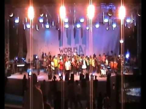 World Youth Jazz 2012 Community Jams at Dataran Gemilang, Putrajaya, Malaysia