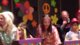 """Megillah Mia"" 2014 at Temple Beth El, song 6"