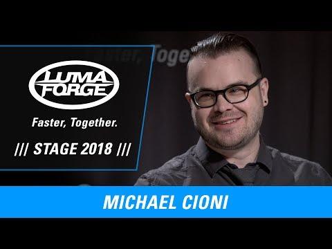 Michael Cioni: The Rhythm of Resolution