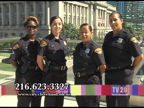 Cleveland Division of Police Recruitment PSA 2016d