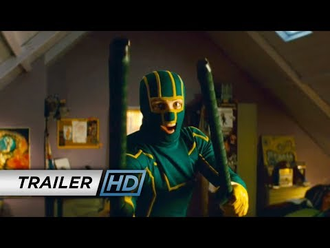 KICK-ASS (2010) - Official Trailer #1