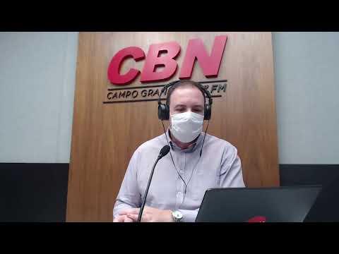 CBN Campo Grande (24/06/2020): com Ginez Cesar