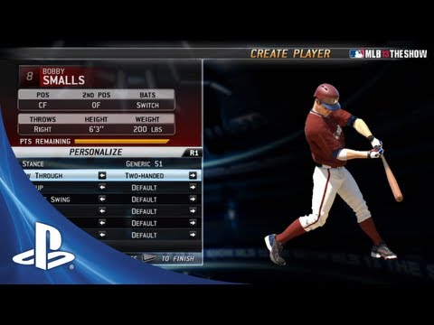MLB 13: The Show - Dev Blog: Road to the Show - 0 - MLB 13: The Show – Dev Blog: Road to the Show