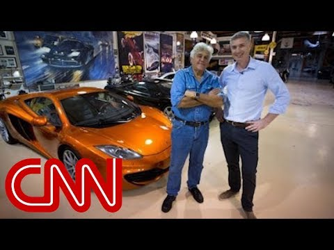 Tour Jay Leno's car collection