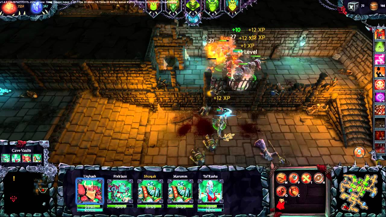 dungeons 2 a chance of dragons dlc available now youtube