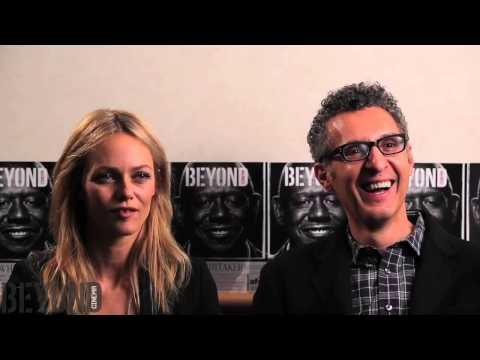 "John Turturro & Vanessa Paradis talk ""Fading Gigolo"" at Tiff '13"