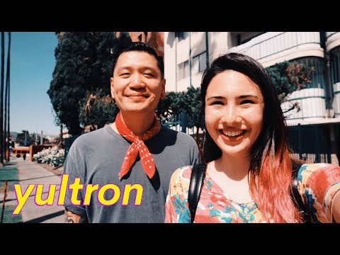 YULTRON Interview songs with Snoop Dog, Jay Park, YG, rave culture, previously rapping