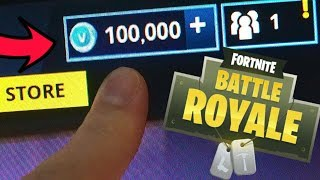 ONLY WAY TO WIN FREE V-BUCKS AT FORTNITE EASY AND FAST