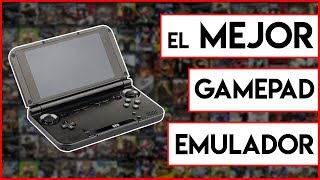 REVIEW GAMEPAD GPD XD PLUS | Mejor EMULADOR de Juegos PS3, PS1, N64, PSP (Android 7.0 2018)