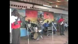 GWENN MUSIC\CENTRAFRICAN JAZZ IN CONCERT