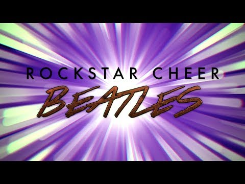 Rockstar Cheer Beatles 2017-18