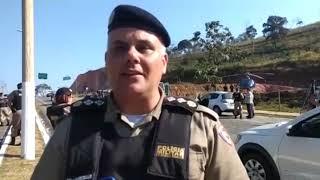 Polícia Militar organiza operação