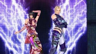 Tekken Tag Tournament 2 : [ Nina & Anna ] - Arcade Battle -