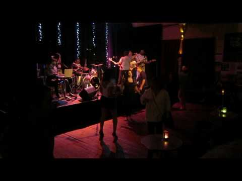 The Black Jacks & friends Monthly Club Night @ Melbourne Trades Hall, Sep-14 Part 8