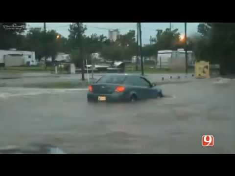 """#Oklahoma Severe Weather 5-28-15 6:27pm """"Flooding"""" LVWOTWoF #Weather"""