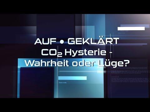 AUF ● GEKLÄRT - Franz Miller - CO₂ Hysterie - Wahrheit oder Lüge?
