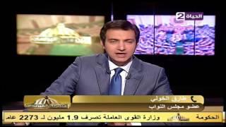 بالفيديو.. طارق الخولي: توافق على الأسماء المرشحة للجان المتخصصة