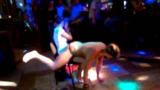 erotic show man