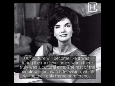 Jackie Kennedy Quotes - YouTube