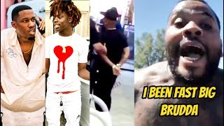 Kevin Gates Sh0ws His Crazy Speed! Plies Gets Arrested! Glokknine Mom Calls Shawn Cotton Over B33f