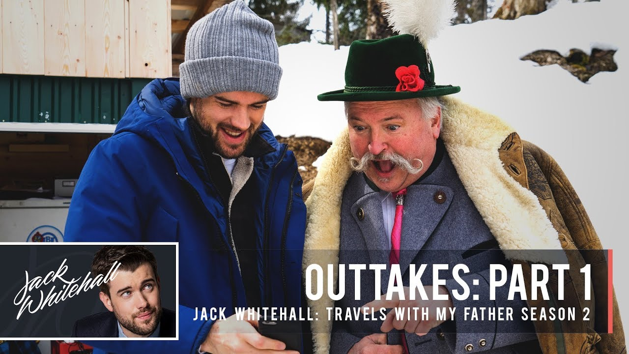 OUTTAKES: Part 1 | Jack Whitehall: Travels With My Father Season 2