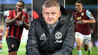 Man Utd plan to explore transfers for five players in January but know they could fail- transfer ...