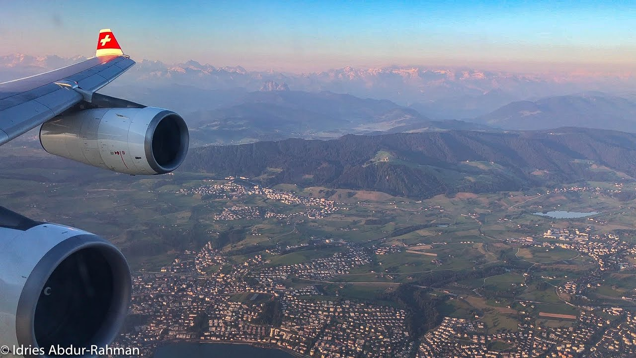 SWISS J-Class DEL-ZRH-ORD: Heading Home from the Maldives ...