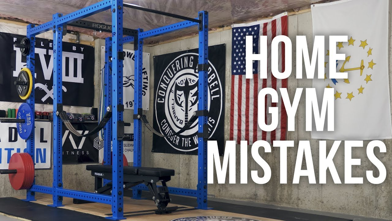 Biggest home gym mistakes i made youtube