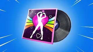 *NEW* Fortnite Sparkles Music Pack.! (Glitter Emote)