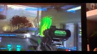 Halo Reach / multijugador #3 / MATIX DE LO MAS PRO!!!