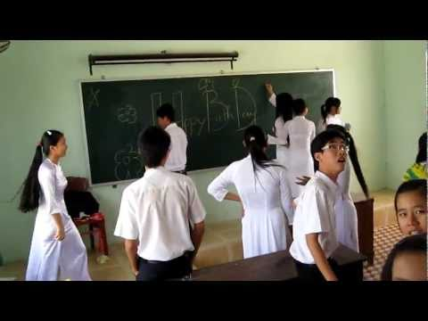 THPT Kien Luong-Sinh nhat Mr.Chinh