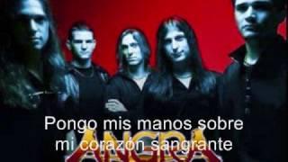 Angra bleeding heart subtitulos en español