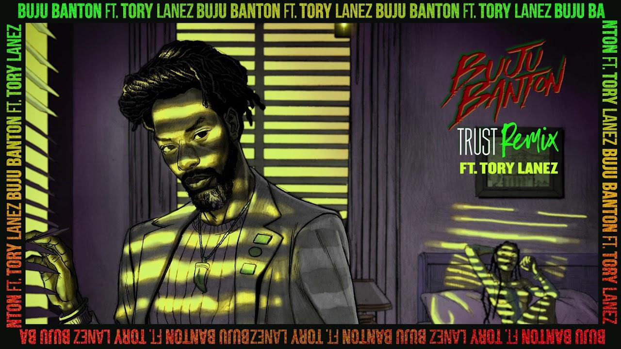 Buju Banton ft. Tory Lanez - Trust (Audio)