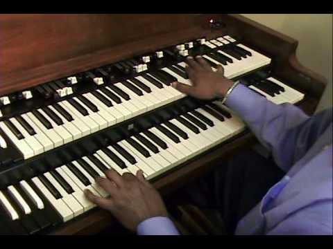 Hammond B3 Organ Blues