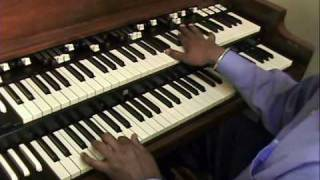 Hammond B3 Organ Blues