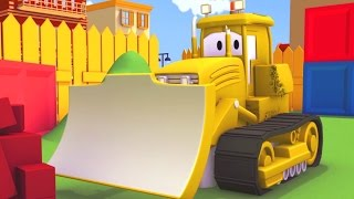 Billy the Bulldozer and his Friends in Car City : Tom the Tow Truck & Carl the Super Truck