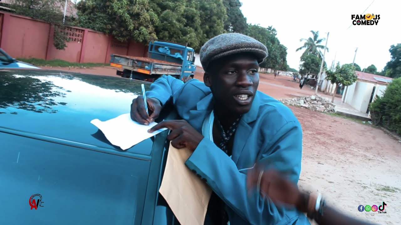 Download Famous Comedy The Work Gambia 2021