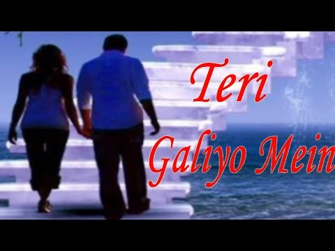 Teri Galiyon Mein | Zeba Bano | Romantic Ghazals