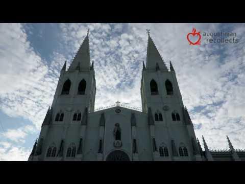 San Sebastian Basilica in Manila: the iron church